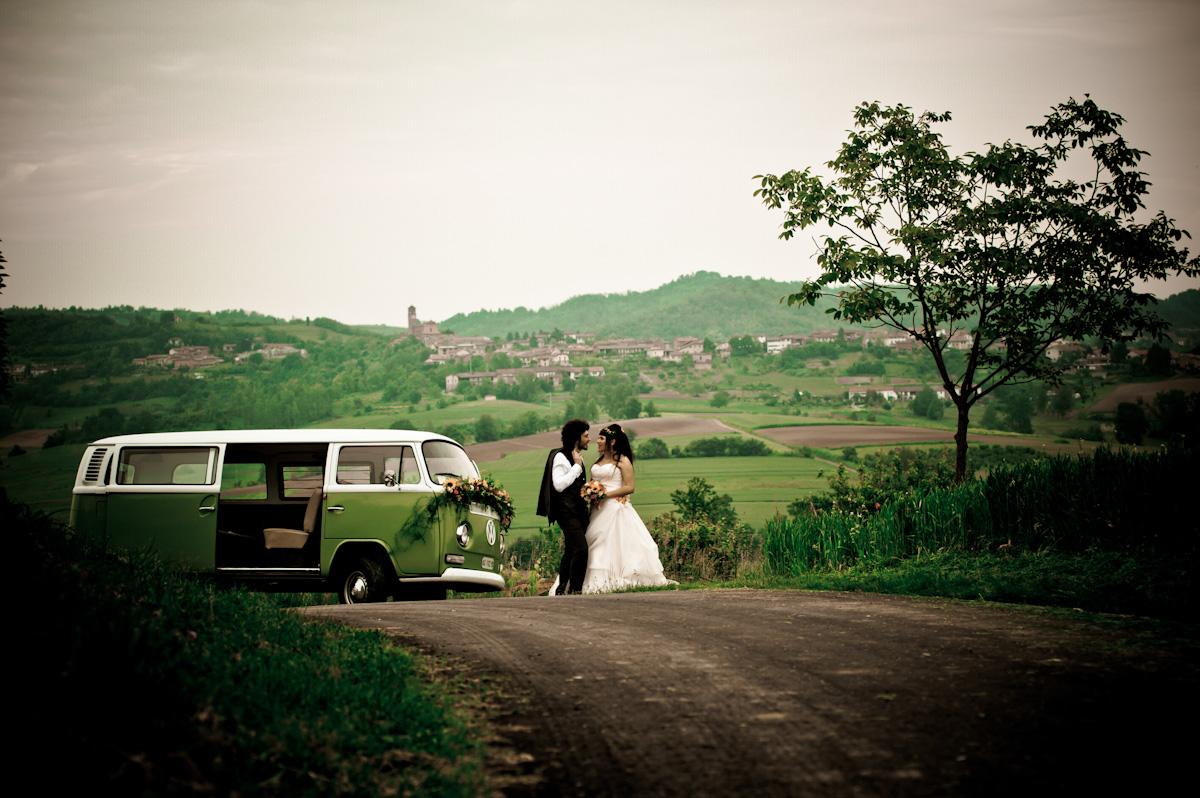 Fotografo per matrimoni torino, bulli, T1, volkswagen bulli
