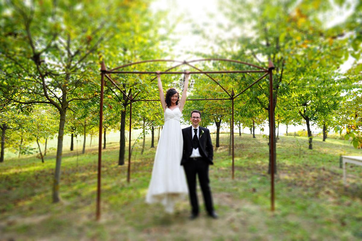 servizio fotografico matrimoniale la commedia della pentola